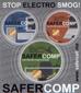 SAFER COMP Elektrosmog Schutz Aufkleber